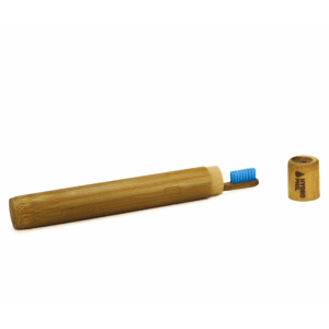 Etui à brosse à dent en bambou