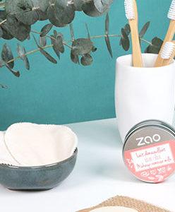 Zao Make-up – Lait démaquillant solide