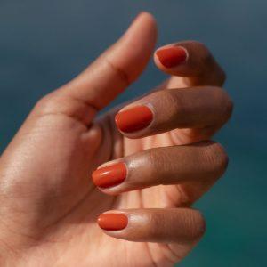 Manucurist – Vernis à ongles SEMI-PERMANENT Green flash 15ml – Terracotta