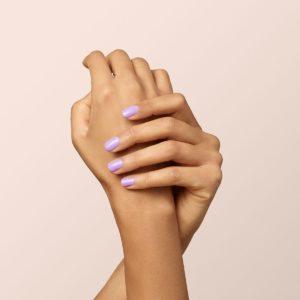 Manucurist – Vernis à ongles 15ml – Lisa Lilas