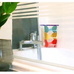 Lamazuna – Organisateur de salle de bain (plusieurs coloris)