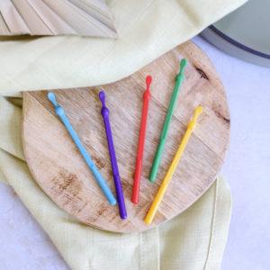 Lamazuna – Oriculi en bio plastique – Plusieurs couleurs