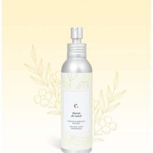 Cocooning – Parfum d'ambiance 125 ml – Rayon de soleil