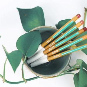 Zao – Crayon multi-usage – Sourcils, yeux et lèvres (Plusieurs teintes)